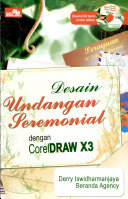 Desain Undangan Seremonial Dengan Coreldraw X3