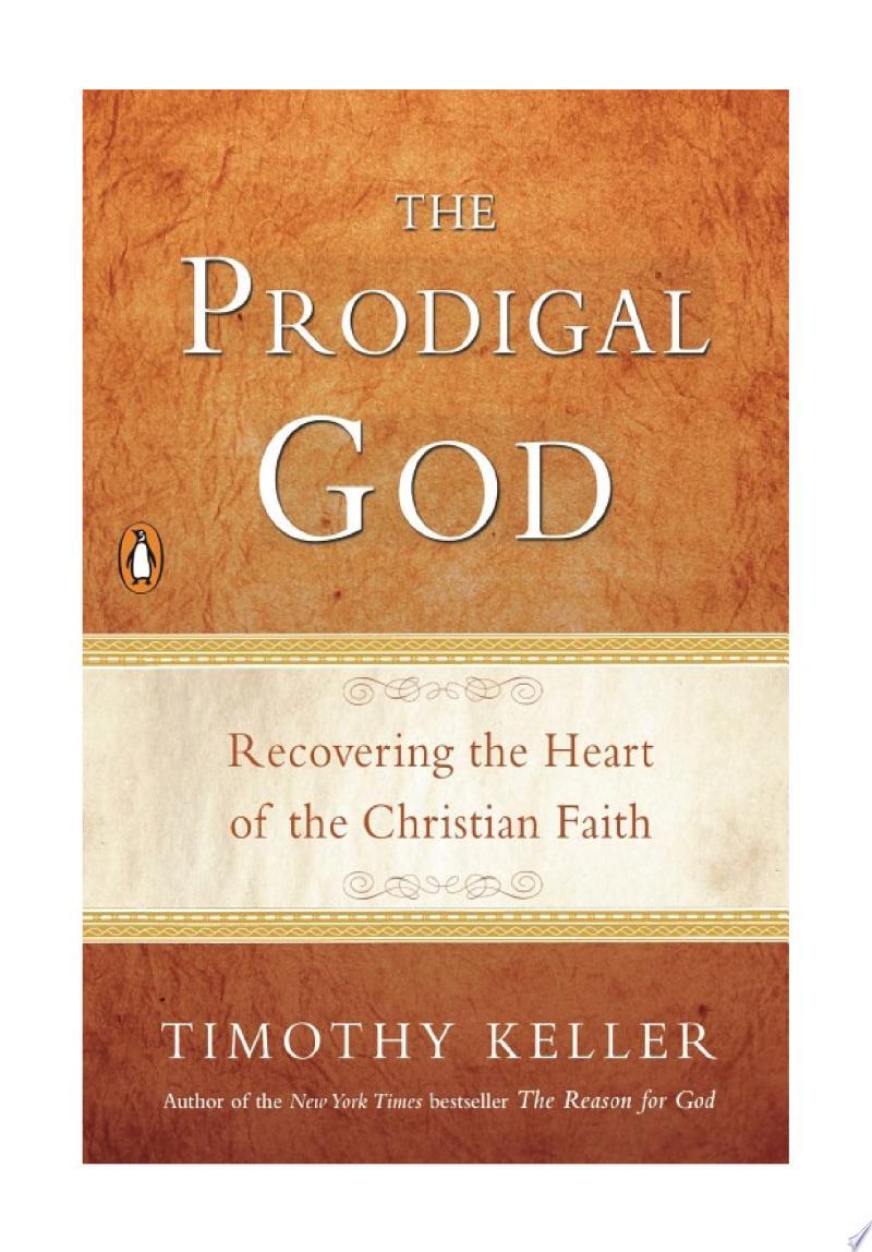 The Prodigal God banner backdrop