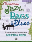 Christmas Jazz, Rags & Blues, Book 4