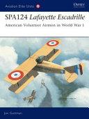 SPA124 Lafayette Escadrille