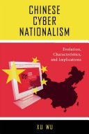 Pdf Chinese Cyber Nationalism