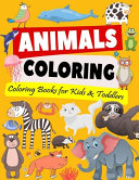 Coloring Books for Kids   Toddlers