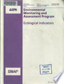Environmental Monitoring and Assessment Program