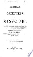 Campbell s Gazetteer of Missouri