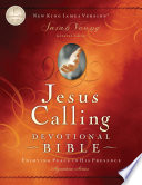 NKJV, Jesus Calling Devotional Bible, eBook