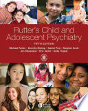 """Rutter's Child and Adolescent Psychiatry"" by Sir Michael J. Rutter, Sir Dorothy Bishop, Sir Daniel Pine, Sir Stephen Scott, Sir Jim S. Stevenson, Sir Eric A. Taylor, Sir Anita Thapar"