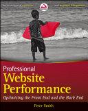 Professional Website Performance
