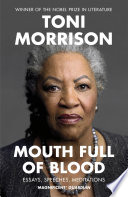 Mouth Full Of Blood Book