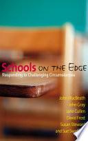 Schools On The Edge Book PDF