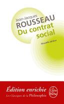 Pdf Du contrat social Telecharger