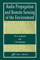Radio Propagation and Remote Sensing of the Environment