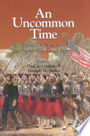 An Uncommon Time Book