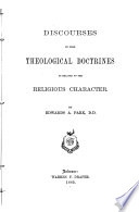 Discourses on Some Theological Doctrines