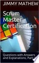 Scrum Master Certification PDF
