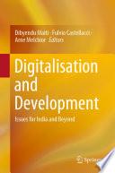 Digitalisation and Development