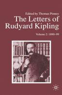 The Letters of Rudyard Kipling
