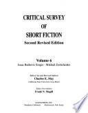 Critical Survey of Short Fiction: Isaac Bashevis Singer