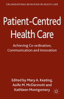 Patient-Centred Health Care