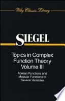 Several Complex Variables 3 [Pdf/ePub] eBook