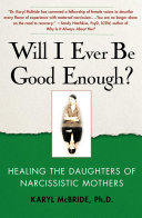 Will I Ever Be Good Enough? Pdf/ePub eBook