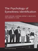 The Psychology of Eyewitness Identification [Pdf/ePub] eBook