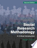 Social Research Methodology