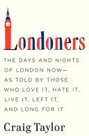 Londoners Pdf