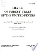 Silvics of Forest Trees of the United States