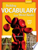 Building Vocabulary Student Guided Practice Book Level 9