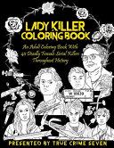Lady Killer Coloring Book