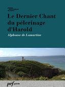 Pdf Le Dernier Chant du pélerinage d'Harold Telecharger