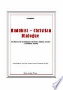 Buddhist   Christian Dialogue