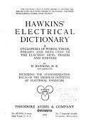 Hawkins' electrical dictionary