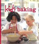 Williams Sonoma Kids Baking Book