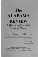 The Alabama Review
