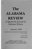 The Alabama Review Book