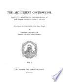 The Archpriest Controversy