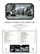 American Forests And Forest Life