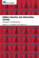 Digital Libraries and Information Access