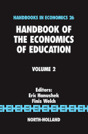 Handbook of the Economics of Education Pdf/ePub eBook