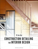 Construction Detailing for Interior Design