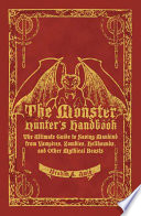 The Monster Hunter s Handbook