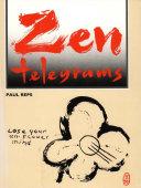 Pdf Zen Telegrams Telecharger