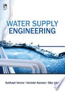Water Supply Engineering