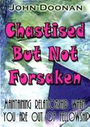 Chastised But Not Forsaken