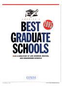 America s Best Graduate Schools Book