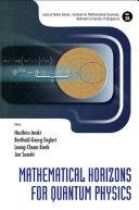 Mathematical Horizons for Quantum Physics [Pdf/ePub] eBook