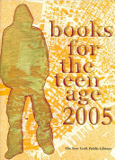 Books for the Teen Age, 2005