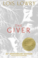 The Giver banner backdrop
