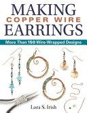 Making Copper Wire Earrings